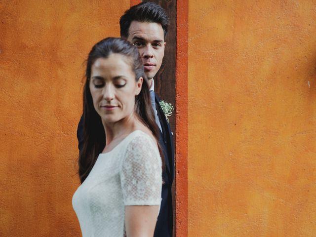 La boda de Luis y Elisa en Torremocha Del Jarama, Madrid 1