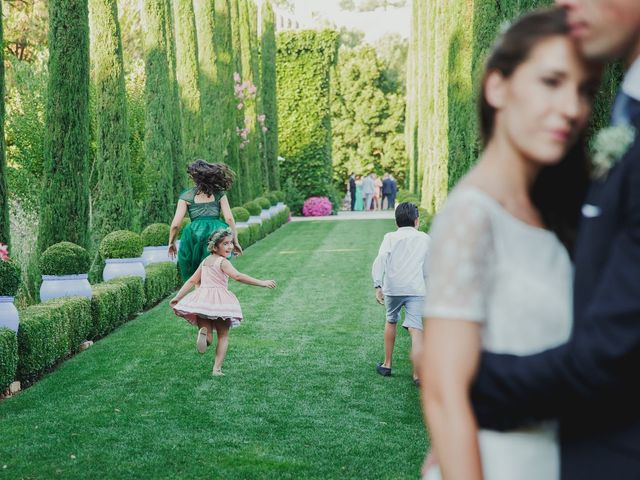 La boda de Luis y Elisa en Torremocha Del Jarama, Madrid 70
