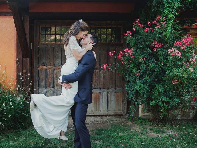 La boda de Luis y Elisa en Torremocha Del Jarama, Madrid 72