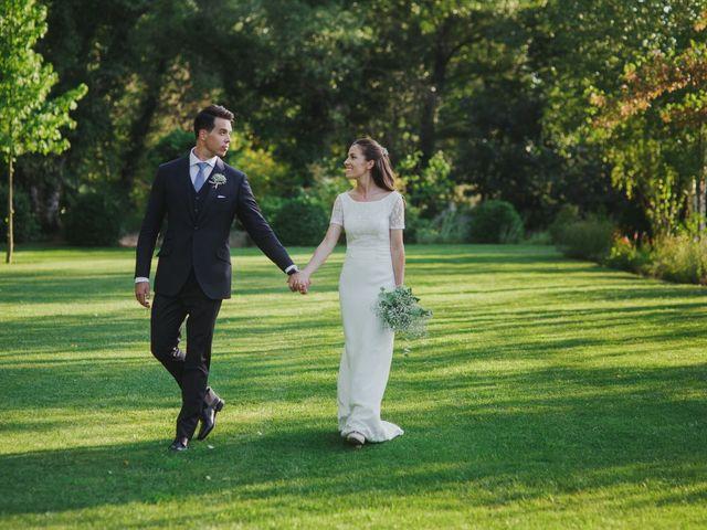 La boda de Luis y Elisa en Torremocha Del Jarama, Madrid 76