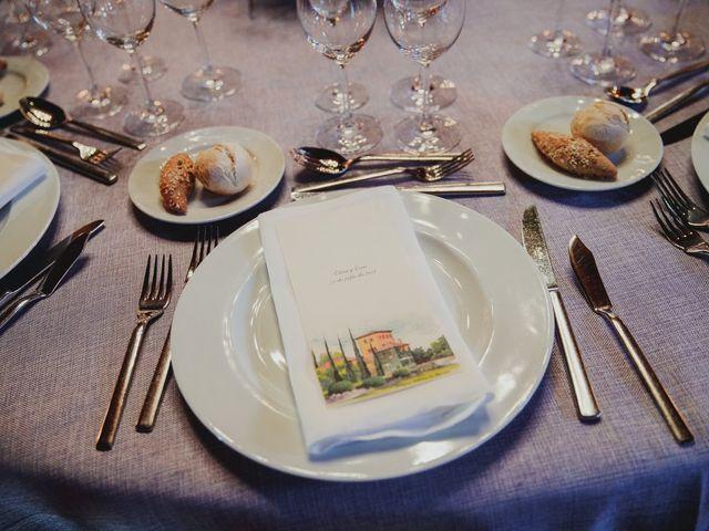 La boda de Luis y Elisa en Torremocha Del Jarama, Madrid 82