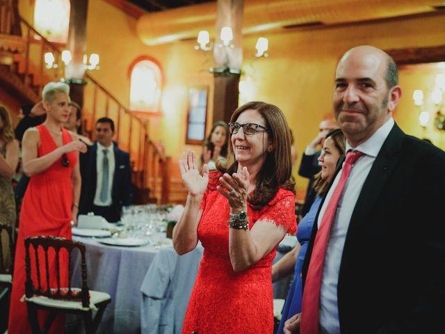 La boda de Luis y Elisa en Torremocha Del Jarama, Madrid 89