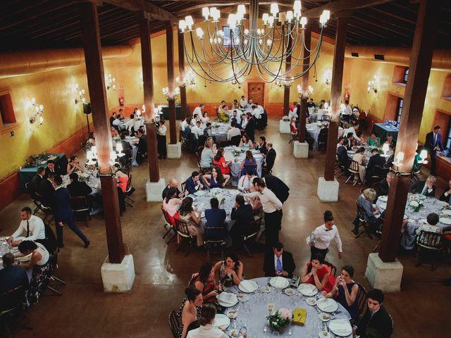 La boda de Luis y Elisa en Torremocha Del Jarama, Madrid 90