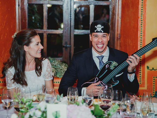 La boda de Luis y Elisa en Torremocha Del Jarama, Madrid 92