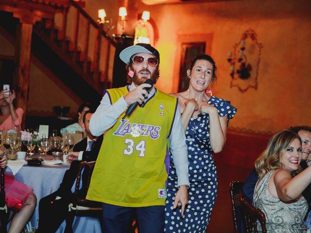 La boda de Luis y Elisa en Torremocha Del Jarama, Madrid 100