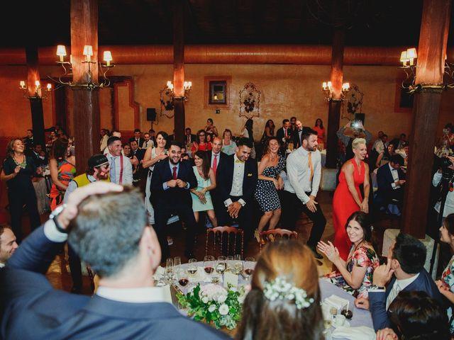 La boda de Luis y Elisa en Torremocha Del Jarama, Madrid 102