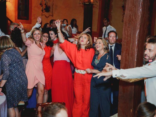 La boda de Luis y Elisa en Torremocha Del Jarama, Madrid 103
