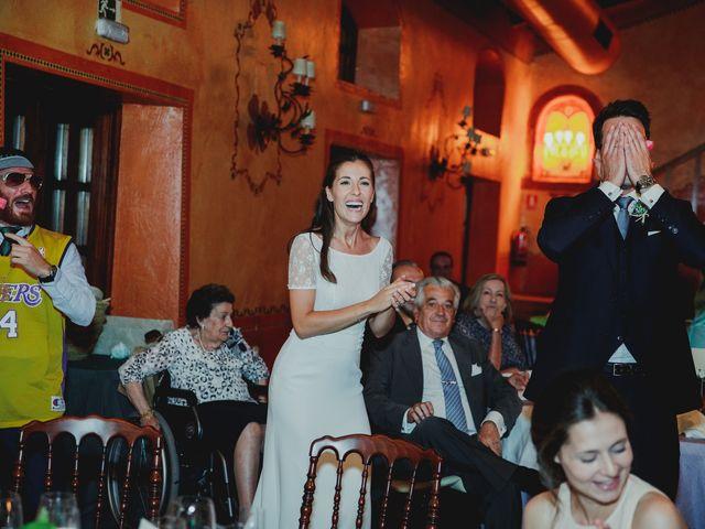La boda de Luis y Elisa en Torremocha Del Jarama, Madrid 104