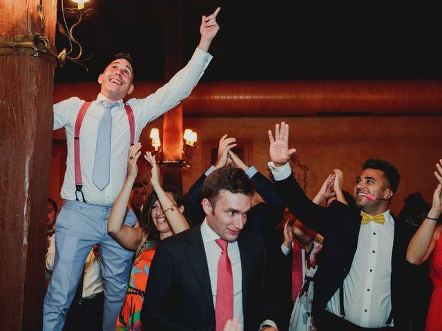 La boda de Luis y Elisa en Torremocha Del Jarama, Madrid 105