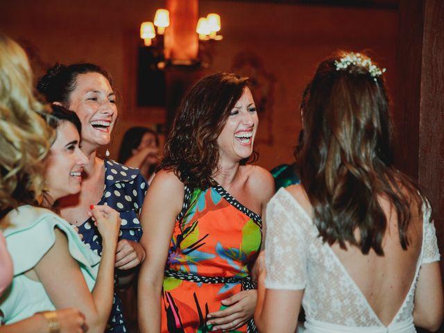 La boda de Luis y Elisa en Torremocha Del Jarama, Madrid 106