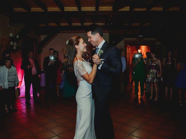 La boda de Luis y Elisa en Torremocha Del Jarama, Madrid 107
