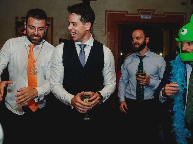 La boda de Luis y Elisa en Torremocha Del Jarama, Madrid 110