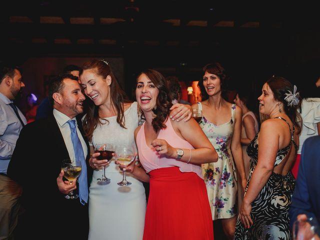 La boda de Luis y Elisa en Torremocha Del Jarama, Madrid 115