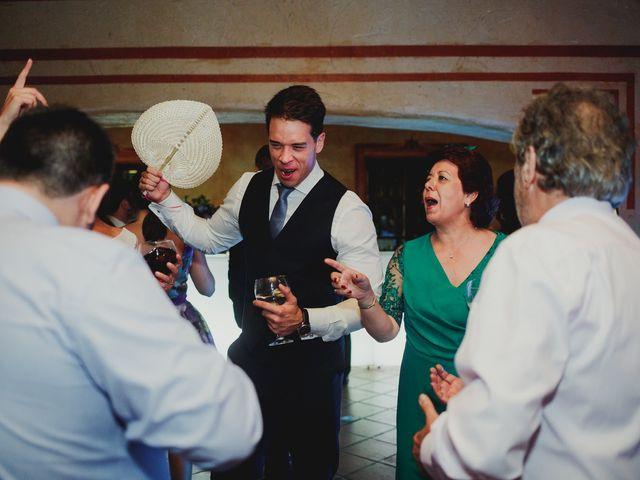 La boda de Luis y Elisa en Torremocha Del Jarama, Madrid 116