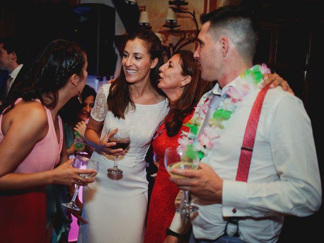 La boda de Luis y Elisa en Torremocha Del Jarama, Madrid 117
