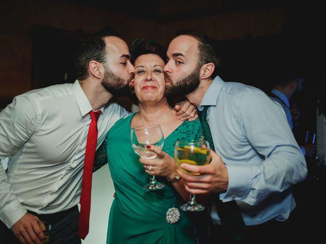La boda de Luis y Elisa en Torremocha Del Jarama, Madrid 119