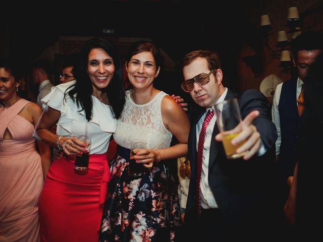 La boda de Luis y Elisa en Torremocha Del Jarama, Madrid 122