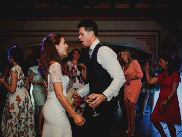 La boda de Luis y Elisa en Torremocha Del Jarama, Madrid 124