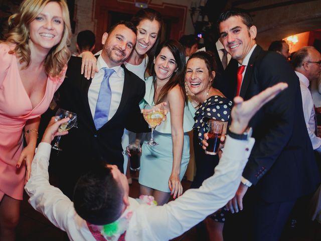 La boda de Luis y Elisa en Torremocha Del Jarama, Madrid 128