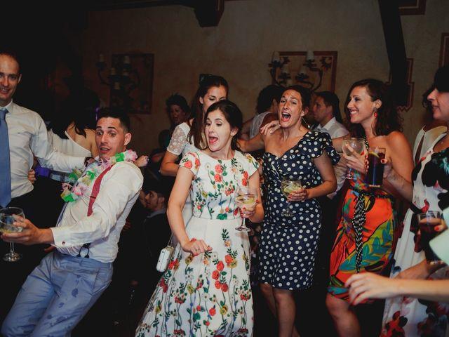 La boda de Luis y Elisa en Torremocha Del Jarama, Madrid 131