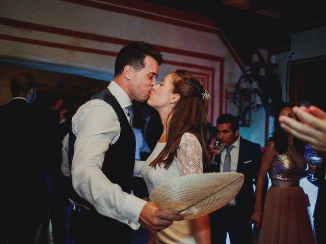 La boda de Luis y Elisa en Torremocha Del Jarama, Madrid 134