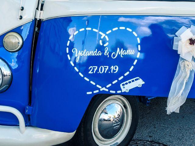 La boda de Manu y Yolanda en Collado Villalba, Madrid 12