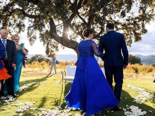 La boda de Manu y Yolanda en Collado Villalba, Madrid 16