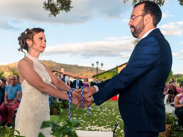 La boda de Manu y Yolanda en Collado Villalba, Madrid 1