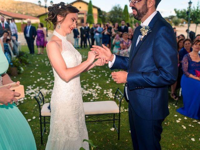 La boda de Manu y Yolanda en Collado Villalba, Madrid 20