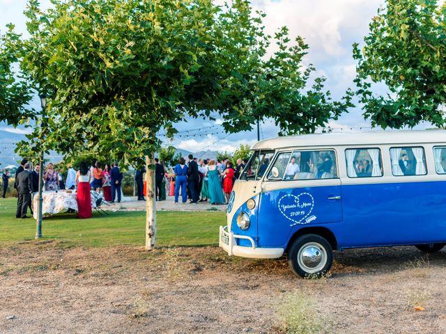 La boda de Manu y Yolanda en Collado Villalba, Madrid 22