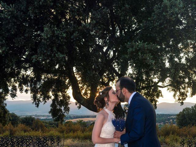 La boda de Manu y Yolanda en Collado Villalba, Madrid 24