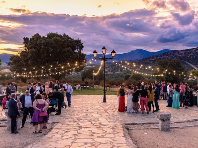 La boda de Manu y Yolanda en Collado Villalba, Madrid 28