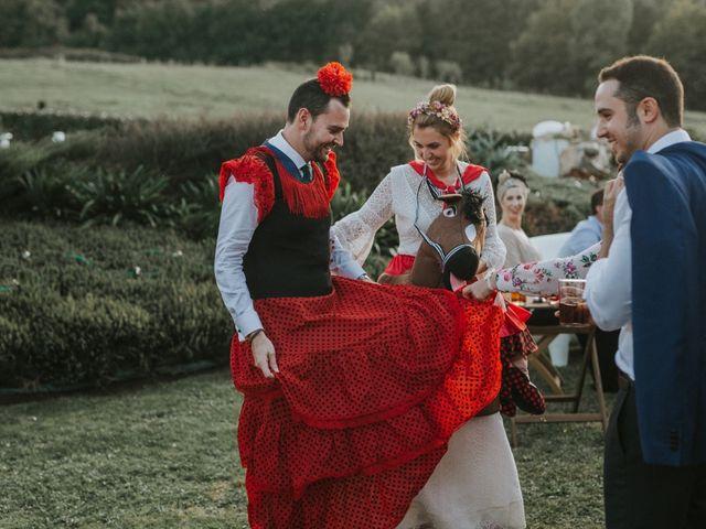 La boda de Alvaro y Miren en Orozco, Vizcaya 3