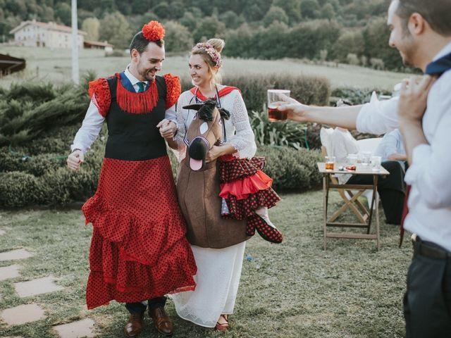 La boda de Alvaro y Miren en Orozco, Vizcaya 4