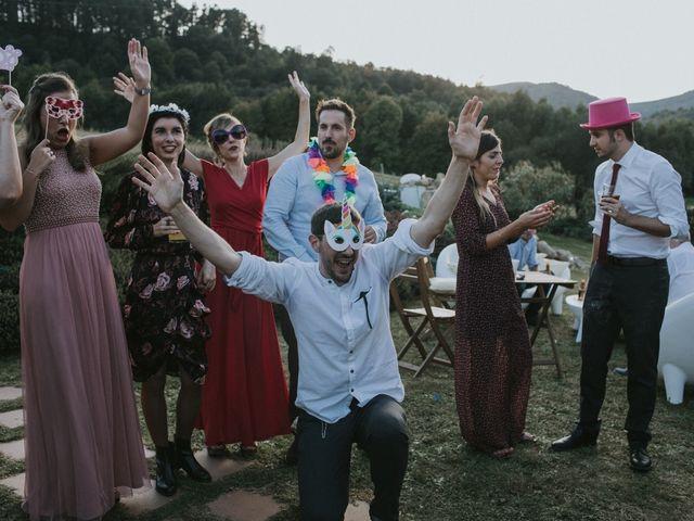 La boda de Alvaro y Miren en Orozco, Vizcaya 5