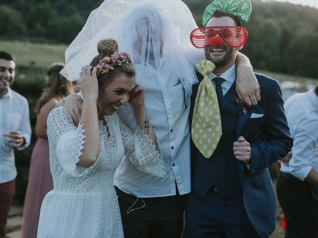 La boda de Alvaro y Miren en Orozco, Vizcaya 7