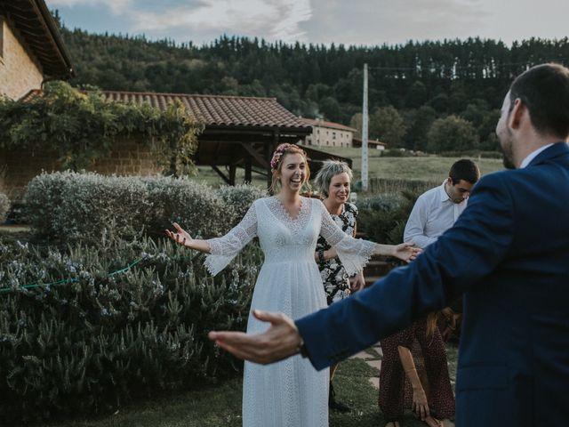 La boda de Alvaro y Miren en Orozco, Vizcaya 11
