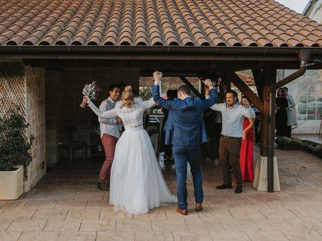La boda de Alvaro y Miren en Orozco, Vizcaya 13