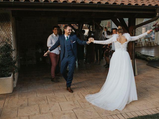 La boda de Alvaro y Miren en Orozco, Vizcaya 14