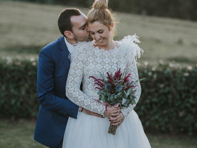 La boda de Alvaro y Miren en Orozco, Vizcaya 18