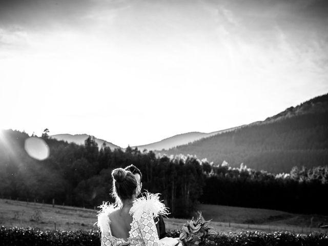 La boda de Alvaro y Miren en Orozco, Vizcaya 1
