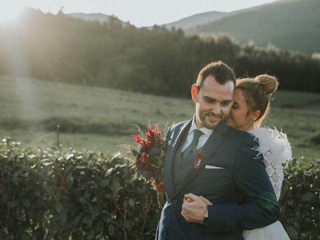 La boda de Alvaro y Miren en Orozco, Vizcaya 19
