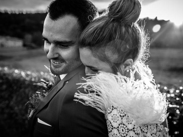 La boda de Alvaro y Miren en Orozco, Vizcaya 20