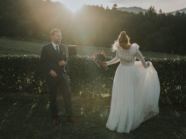 La boda de Alvaro y Miren en Orozco, Vizcaya 22