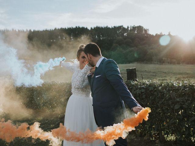 La boda de Alvaro y Miren en Orozco, Vizcaya 2