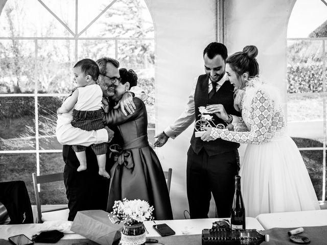 La boda de Alvaro y Miren en Orozco, Vizcaya 24