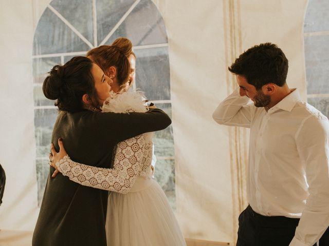 La boda de Alvaro y Miren en Orozco, Vizcaya 26