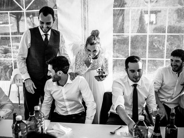 La boda de Alvaro y Miren en Orozco, Vizcaya 27