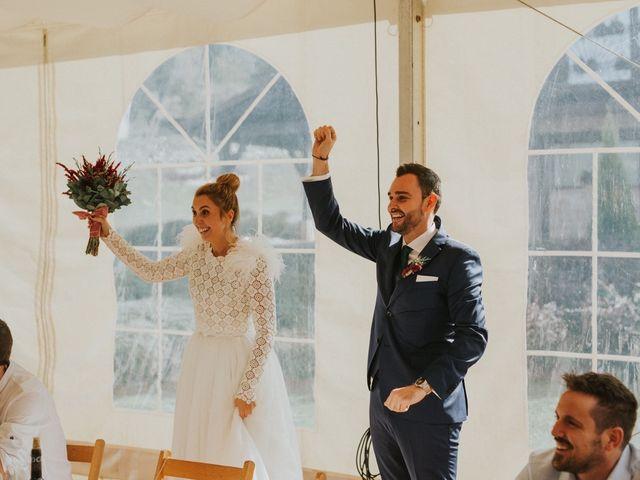 La boda de Alvaro y Miren en Orozco, Vizcaya 29