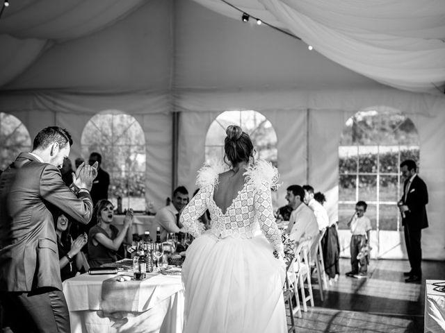 La boda de Alvaro y Miren en Orozco, Vizcaya 30